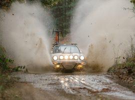 Op safari met een Cannondale Slate en een Porsche 911 Safari