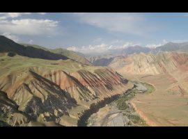 Fietsen in Kyrgyztan en Tajikistan – video