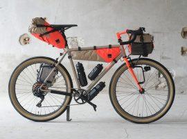 Het is mooi bikepacken met de Fern Chuck