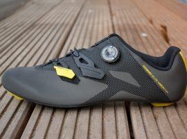 Review: Mavic Cosmic Elite Vision CM schoenen voor de koudere en natte ritten