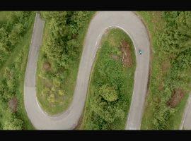 De Passo del Mortirolo is ellendig mooi! – video