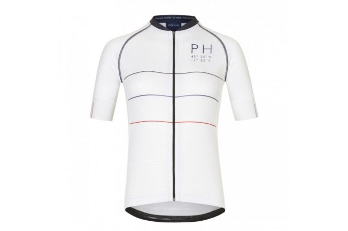 PH wielershirts uit Italië, net even anders