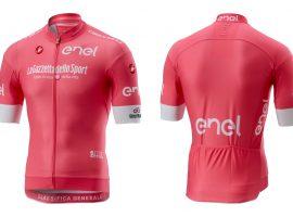 Nieuwe Giro d'Italia klassementshirts van Castelli