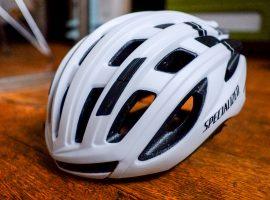 Eerste indruk: Specialized Propero 3 helm