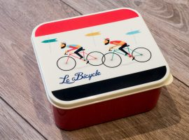 Broodtrommel voor als je van wielrennen houdt