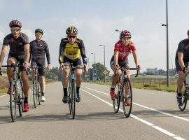 "Het High Tech Crit Festival: fietsen op ""de slimste vierkante kilometer van Nederland"""