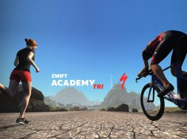 Plaats je voor het WK Ironman in Kona met de Zwift Triathlon Academy