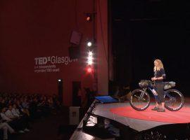 TEDx Talks gaan ook over fietsen