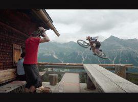 MacAskill en Caluori rijden door Graubünden – video