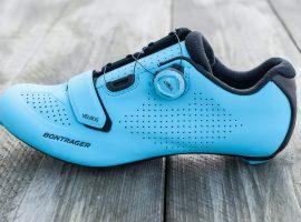 Review: Bontrager Velocis Women's Road schoenen