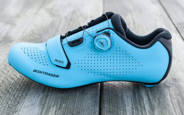 Review: Bontrager Velocis Women's Road schoenen