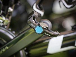 Nieuwe Look EXAKT pedalen met SRM Vermogensmeter