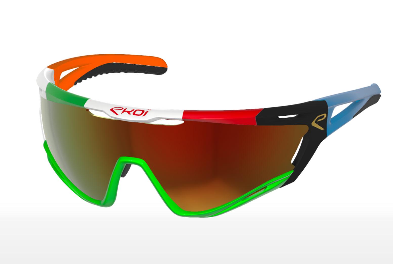 ec05f49ed79742 De Ekoï Perso Evo 9 vier in één bril is dankzij de vele keuzemogelijkheden  verkrijgbaar in meer dan een miljoen verschillende uitvoeringen.