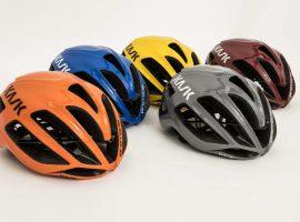 Limited kleuren voor de Kask Protone helm