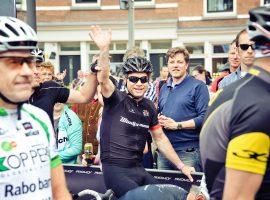 Komend weekend is het feest van de fiets in Katendrecht