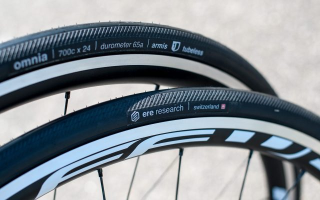 Eerste indruk: Ere Research Omnia tubeless band