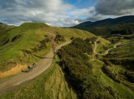 Fietsvakantie in Nieuw-Zeeland – video