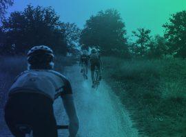 Gravel Ride toertocht op zondag 24 juni tijdens High Tech Crit Festival