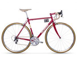 Jan Janssen viert 50-jarig jubileum met speciale 1968 fiets