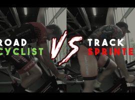 Wegrenner vs baanrenner: wie is de betere fietser? (video)