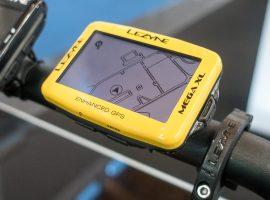 Nieuwe Lezyne Mega Color GPS en Mega XL GPS fietscomputers