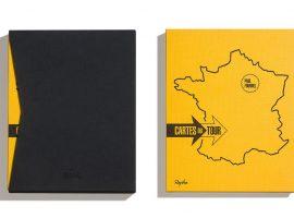Cartes du Tour Special Edition voor op je koffietafel