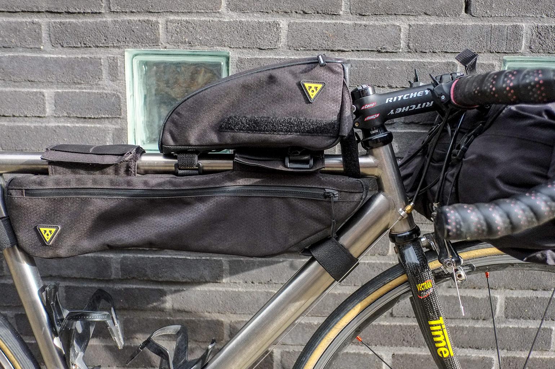 Racefietsblog IndrukTopeak Bikepacking Tassen – Eerste nl PZiOkuX
