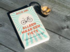 Leesvoer: Alleen maar een fiets door Kees de Jong + WINACTIE
