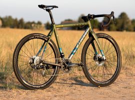 Mosaic begint cyclocross seizoen goed met de custom XT-1