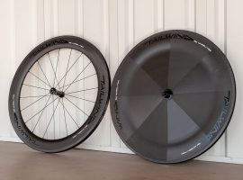 Eerste indruk van de Wheel-Tec Tailwind TT wielen