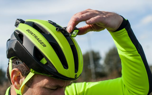 Review: Bontrager Circuit MIPS helm i.c.m. Ion en Flare verlichting