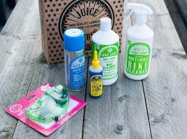 Juice Lubes Scrub'N'Buff schoonmaakpakket