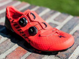 De S-Works Recon schoen is het nieuwe offroad topmodel van Specialized