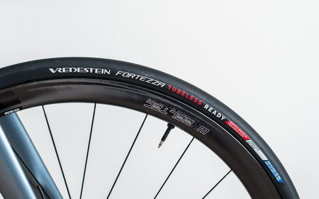 Review: Vredestein Fortezza Tubeless Ready banden