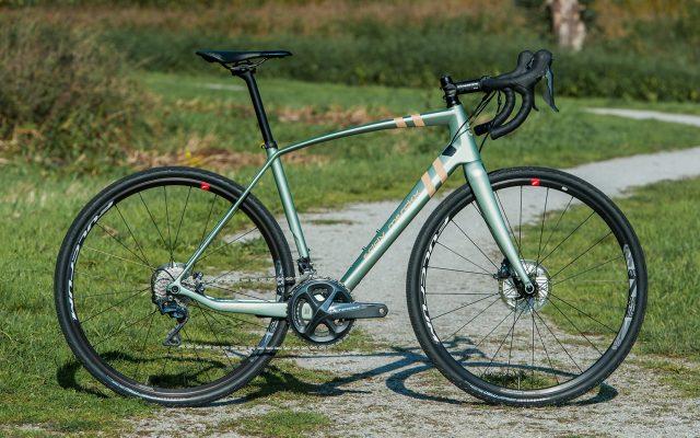 Review: Eddy Merckx Strasbourg71 gravelbike