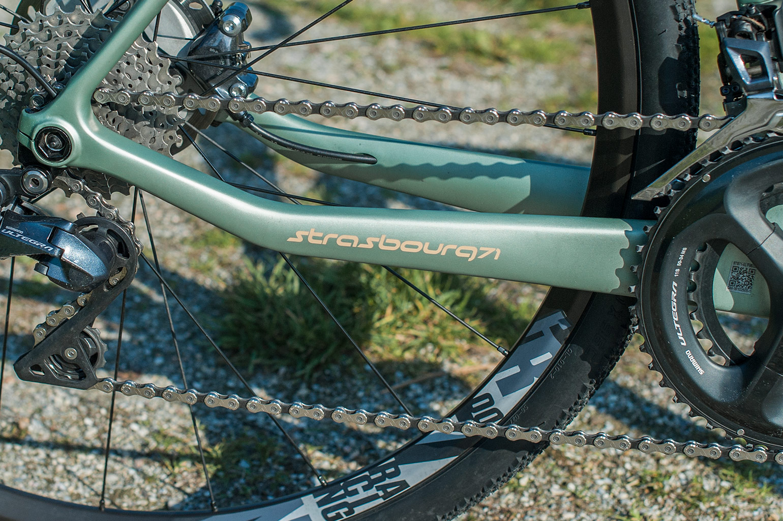 Review: Eddy Merckx Strasbourg71 gravelbike - Racefietsblog.nl