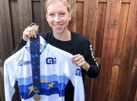 """Interview Lorena Wiebes: """"Ooit wil ik wereldkampioen worden"""""""