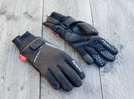 Review: warme handen met de X-Tra Warm handschoenen van Roeckl