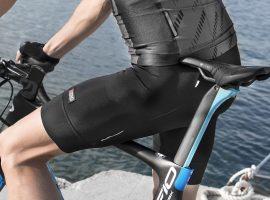 Fietskoffermerk Scicon gaat ook in broeken met X-Over Bib Shorts