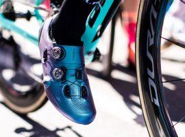 Gave Shimano S-Phyre Aurora limited edition schoenen en bril