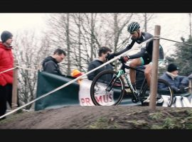 Alles of niets. Cyclocross met Tomas Misser – video