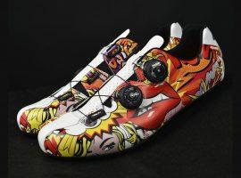 Custom R5 schoenen van Ekoï