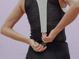 Rapha Souplesse fietsbroek met gesp speciaal voor de dames