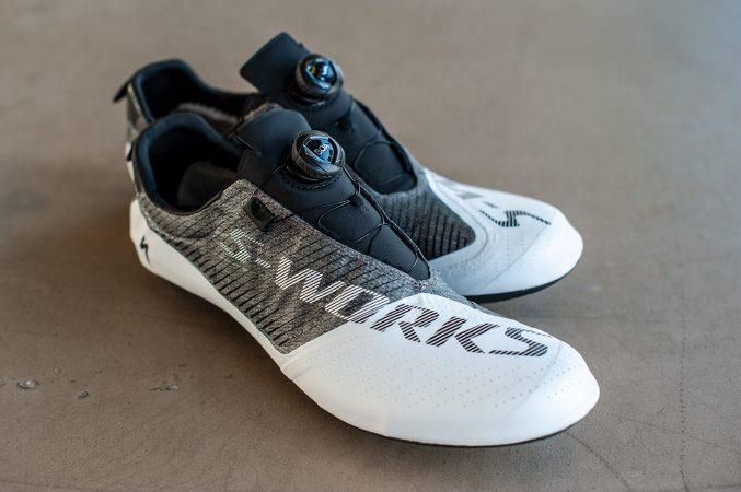Specialized S-Works Exos schoenen van 99 gram: als écht elke gram telt