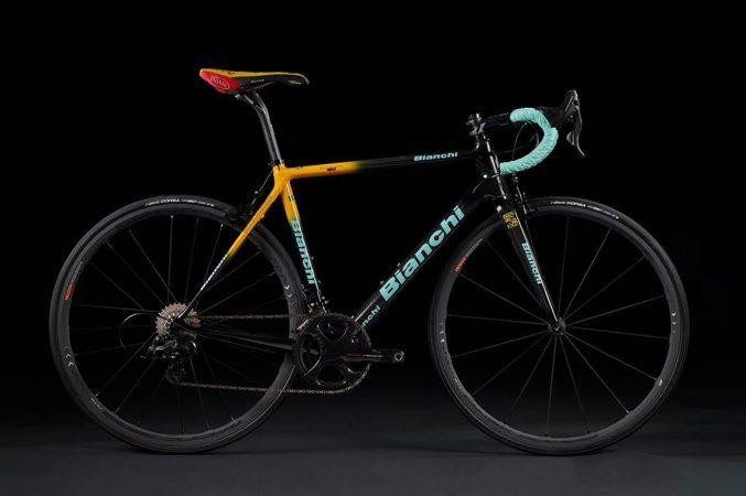 Weer een Bianchi Specialissima ter ere van Pantani
