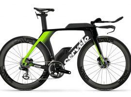 De nieuwe Cervélo P5 voor tijdritten en triatlons
