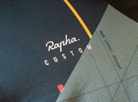 Je eigen kleding ontwerpen met Rapha Custom