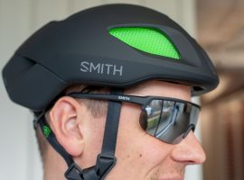 Review: Smith Ignite helm & Trackstand bril