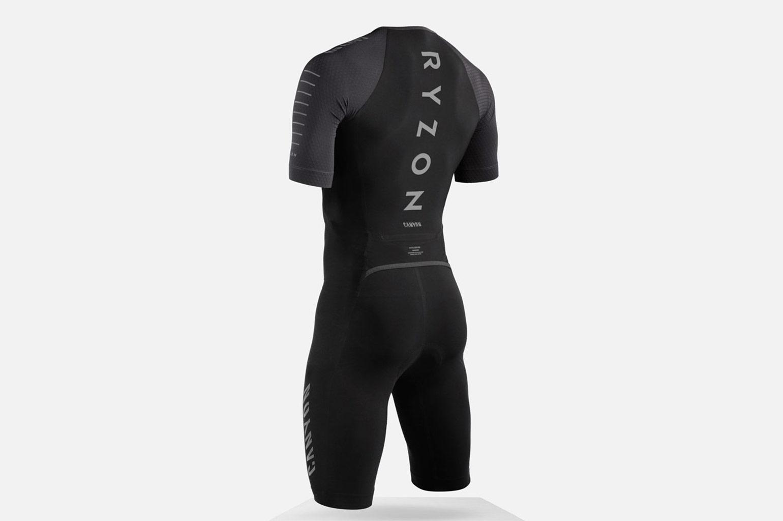 72851ce5529e29 Ryzon is een merk dat kleding maakt voor hardlopers, triatlonners en  fietsers. Niet zo gek van Canyon dus om dit merk als partner te kiezen.