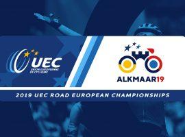 Het parcours en programma van het EK wielrennen in Alkmaar